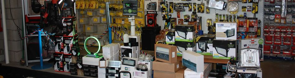 Malvern Electrical Wholesale Showroom