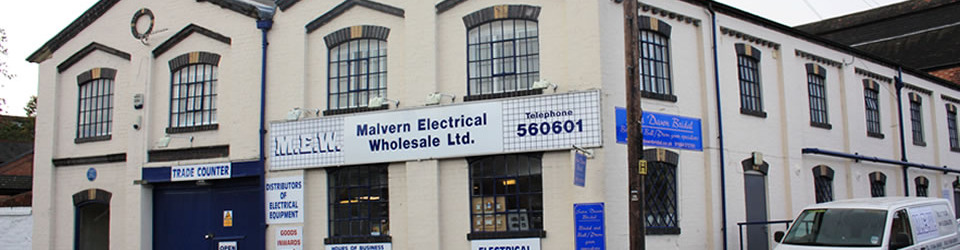 Malvern Electrical Wholesale Premises